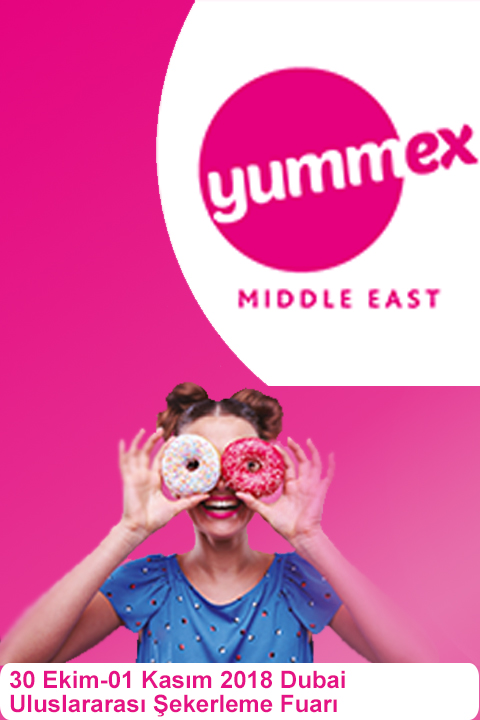 Yummex Middle East Dubai 2018